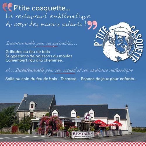 La P'tite Casquette